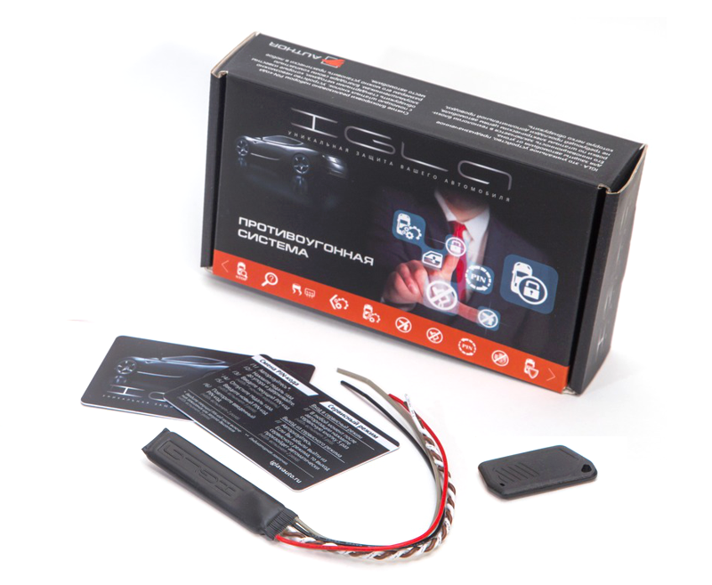 Иммобилайзер IGLA 231 (с авторизацией метками)